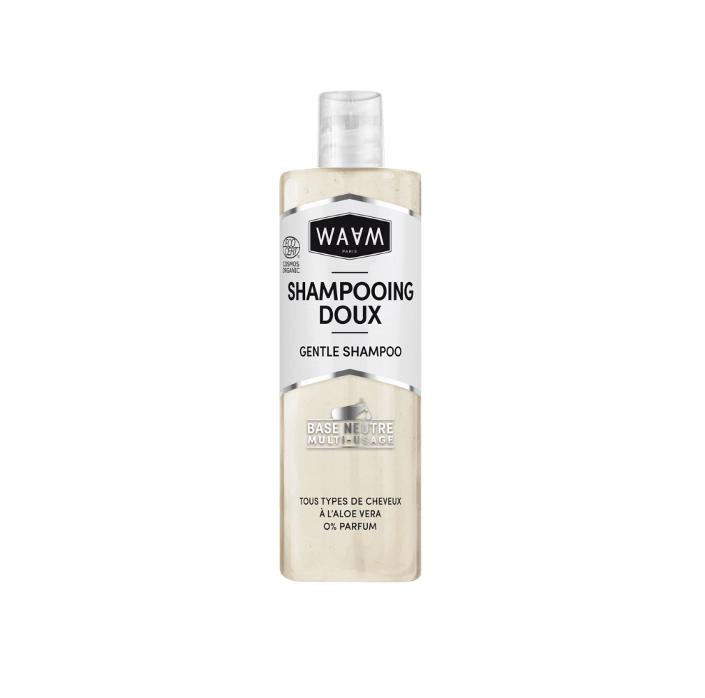 BASE SHAMPOING DOUX - WAAM