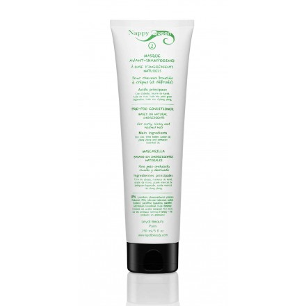Masque avant shampoing Nappy Queen