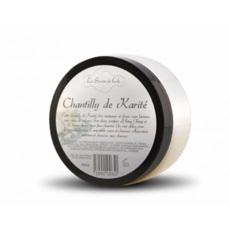 Chantilly de Karité Secret de Loly