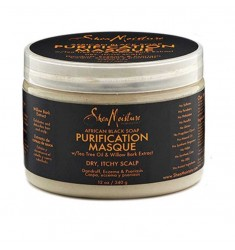 Masque purifiant Africa Black Soap Shea Moisture
