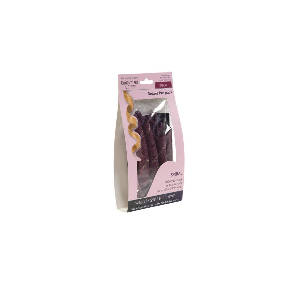 DELUXE BOUCLES LARGES LONG - CURLFORMERS