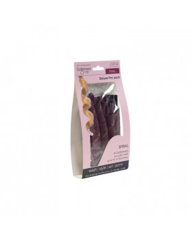CurlFormers Deluxe Pro Pack Boucles Larges Long