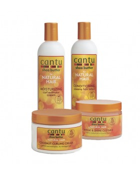 Pack Cantu Natural