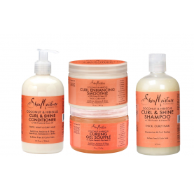 PACK COCO & HBISCUS - SHEA MOISTURE