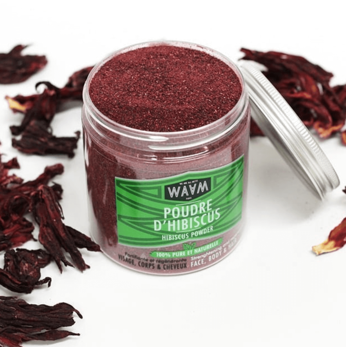 POUDRE D'HIBISCUS - WAAM